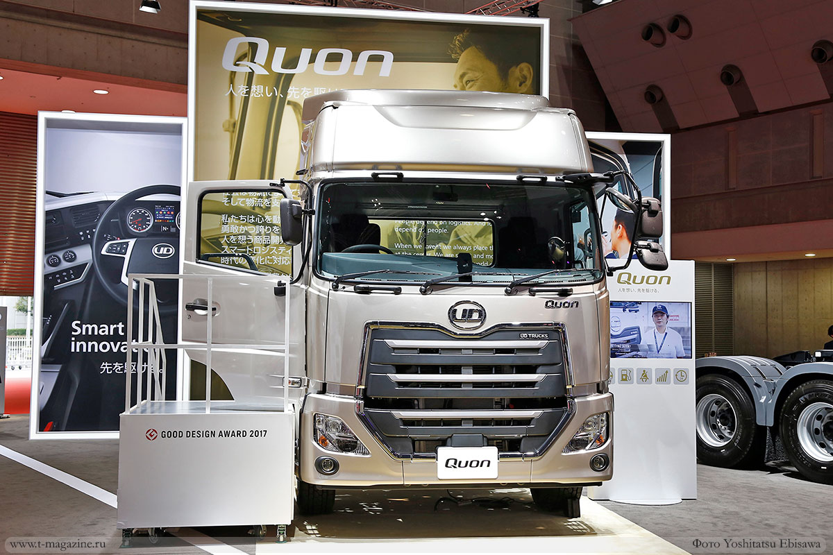Фото грузовика UD Trucks Corporation
